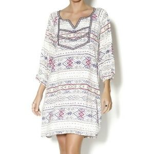 Skies Are Blue Stitch Fix Boho Dress